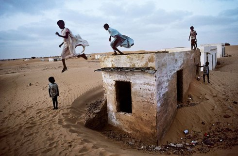 Steve McCurry, Mauritania.