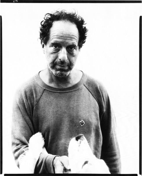 Robert Frank, por Richard Avedon